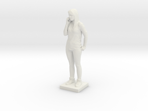 Printle C Femme 049 - 1/35 in White Natural Versatile Plastic