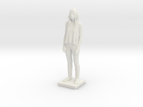 Printle C Femme 053 - 1/35 in White Natural Versatile Plastic