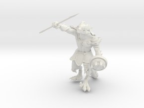 Mini General Dungore in White Strong & Flexible