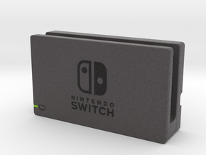 Nintendo Switch (Dock) in Full Color Sandstone