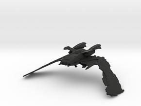 Reman Warbird 'Scimitar' 1/15000 in Black Strong & Flexible