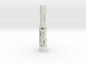 KR Luke Hero - Knight Chassis Var2 - All.In.One in White Natural Versatile Plastic
