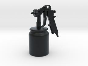 Spray Gun - 1/10 in Black Hi-Def Acrylate