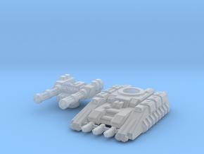 Buru Scout Tank in Smooth Fine Detail Plastic