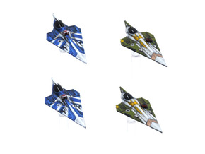 Delta-7 Variant Padawan/Jedi pack in Frosted Extreme Detail