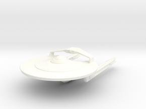 1/2500 Korolev TMP v2 Heavy Cruiser in White Processed Versatile Plastic