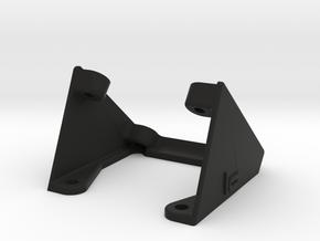 Fan mount 30mm v1 in Black Natural Versatile Plastic