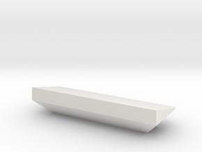 Wing air intake Startech D90 Team Raffee in White Natural Versatile Plastic