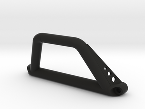 Wraith Bumper in Black Natural Versatile Plastic