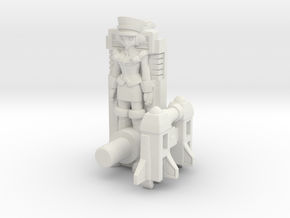 T-Ai Transforming Targetmaster Kit (5mm) in White Strong & Flexible