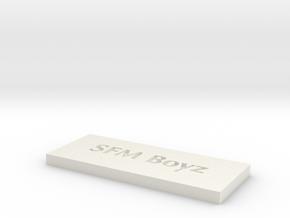 Model-870cb3ff5493ea6c5d3b1213e020516b in White Strong & Flexible
