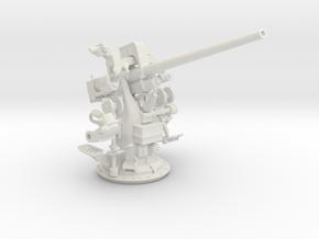 Best Cost 1/32 3in-50 [7.62 Cm] Deck Gun Elevated in White Natural Versatile Plastic