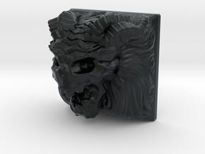 Demon Keycap (Cherry MX DSA) in Black Hi-Def Acrylate