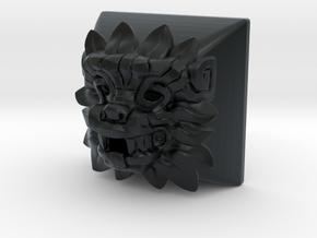 Quetzalcoatl (Cherry MX DSA) in Black Hi-Def Acrylate