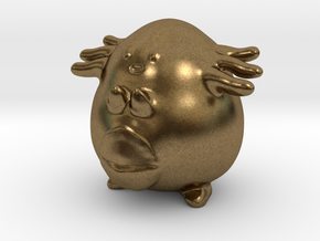 Chansey in Natural Bronze