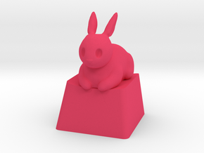Bunny Loaf in Pink Strong & Flexible Polished