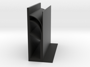 Flying Buttress bookends in Black Strong & Flexible