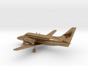 British Aerospace Jetstream 31 in Natural Brass: 1:144