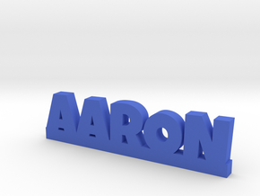 AARON Lucky in Blue Strong & Flexible Polished