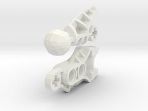 Kardatoran Arm Set in White Strong & Flexible