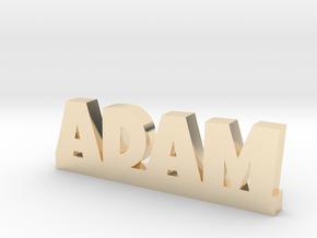 ADAM Lucky in 14K Yellow Gold