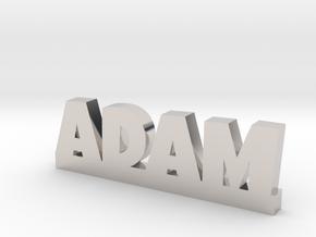 ADAM Lucky in Platinum