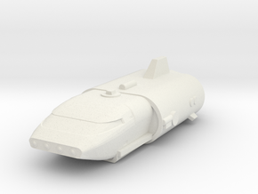 Seeker (Space Academy), 1/270 in White Natural Versatile Plastic