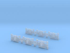 Coferna Springs 0e in Smooth Fine Detail Plastic