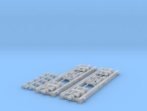 Neubau Rollwagen RF4 mit Druckluftbremse in Nm (1: in Smoothest Fine Detail Plastic