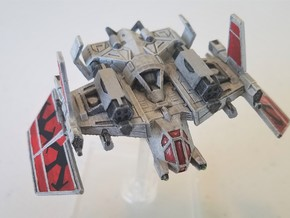 Legion Imperial Bomber (1/270) in Frosted Ultra Detail