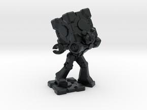 Waruder Kabutron Scavenger, 35mm Mini in Black Hi-Def Acrylate