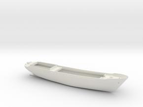 Coaster 840, Hull (1:160, RC) in White Natural Versatile Plastic
