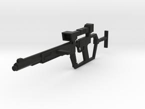 Shock Trooper Rifle (V, The Visitors), 1/6 in Black Natural Versatile Plastic