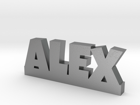 ALEX Lucky in Natural Silver