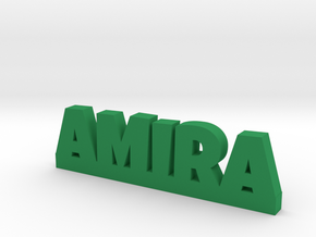AMIRA Lucky in Green Processed Versatile Plastic
