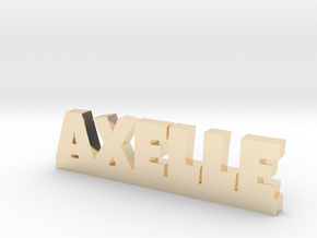 AXELLE Lucky in 14K Yellow Gold