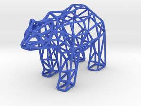 Tibo Cub in Blue Strong & Flexible Polished