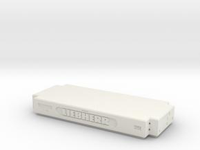 Lr13000 Ballast Slab in White Natural Versatile Plastic