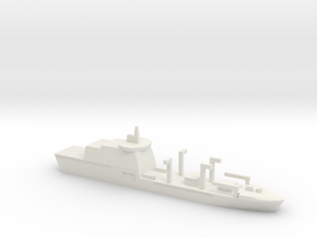 Italian Logistic Support Ship, 1/2400 in White Natural Versatile Plastic