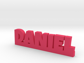 DANIEL Lucky in Pink Processed Versatile Plastic