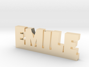 EMILE Lucky in 14K Yellow Gold
