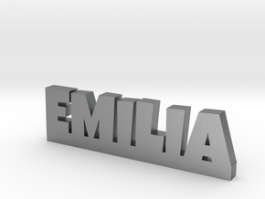 EMILIA Lucky in Natural Silver