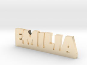 EMILIA Lucky in 14K Yellow Gold