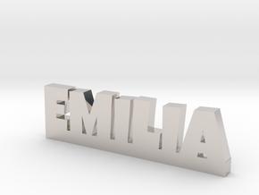 EMILIA Lucky in Platinum