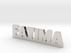 FATIMA Lucky in Platinum