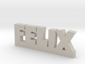 FELIX Lucky in Natural Sandstone
