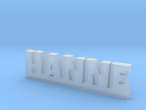 HANNE Lucky in Smooth Fine Detail Plastic