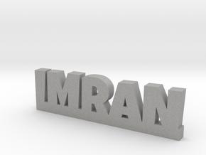 IMRAN Lucky in Aluminum