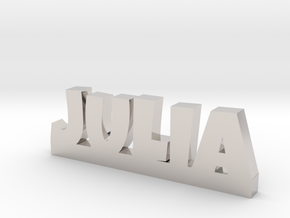 JULIA Lucky in Platinum