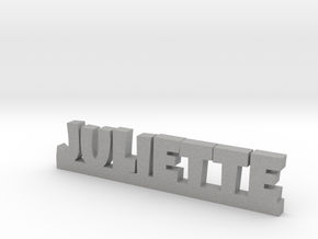 JULIETTE Lucky in Aluminum